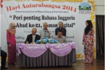 MAHASISWA KELAS INTERNASIONAL FMIPA MENEMPUH PROGRAMPERENCANAAN PEMBELAJARAN (PPP) DI MALAYSIA