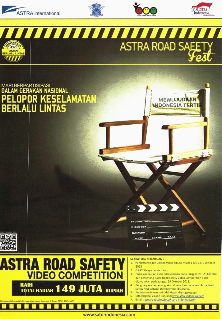 ASTRA ROAD SAFETY VIDEO COMPETITION