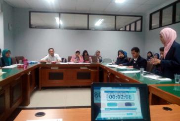 Berita Lomba Debat Bahasa inggris Tingkat Fakultas MIPA 2017