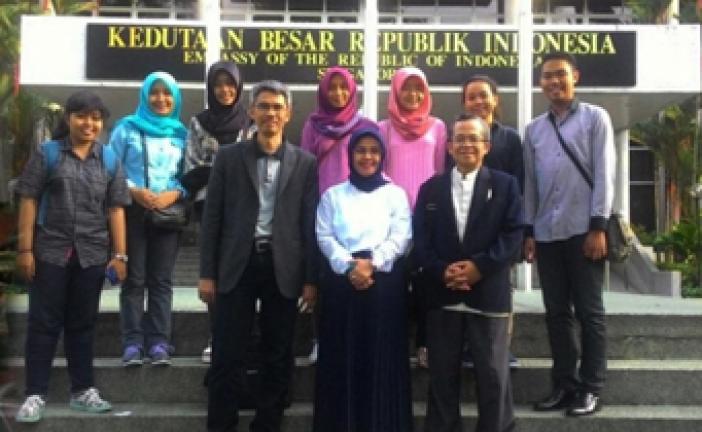 Kunjungan ke Singapura dan Malaysia 2017
