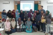 PUBLIC SPEAKING  DENGAN NATIVE SPEAKER DARI KANADA