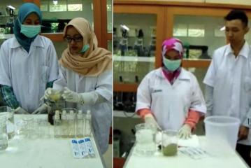 Mahasiswa Biologi Meneliti Potensi Tumbuhan Buta-buta sebagai Biopestisida