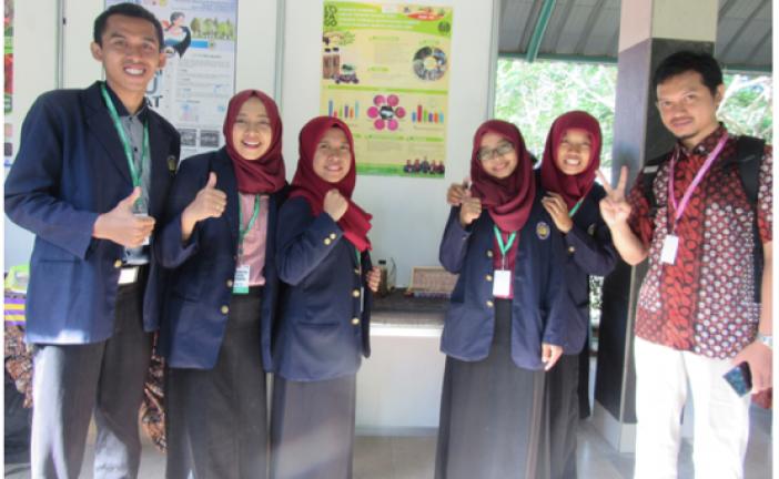 Tim PKM FMIPA Berlaga di PIMNAS 30 Makassar 2017