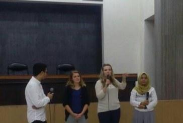 Pelatihan Pidato Berbahasa Inggris Bersama EQWIP HUBs
