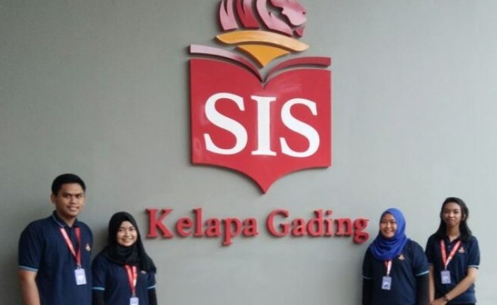 UNESA-Singapore International School Kelapa Gading Internship Program
