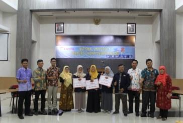 Seleksi NUDC Fakultas MIPA Unesa Tahun 2018