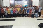 BEDAH SKL UN 2018 Kerjasama MGMP MATEMATIKA SMP KABUPATEN JOMBANG  dengan FMIPA UNIVERSITAS NEGERI SURABAYA