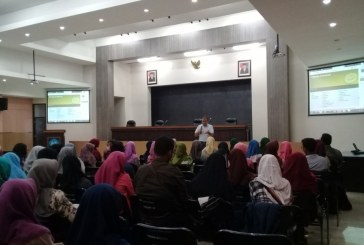 Kuliah Umum Dari  Husam Al-Najar, Ph.D The Islamic University Of Gaza – Environmental Engineering Department