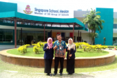 UNESA – Singapore School Medan Internship Program 2018