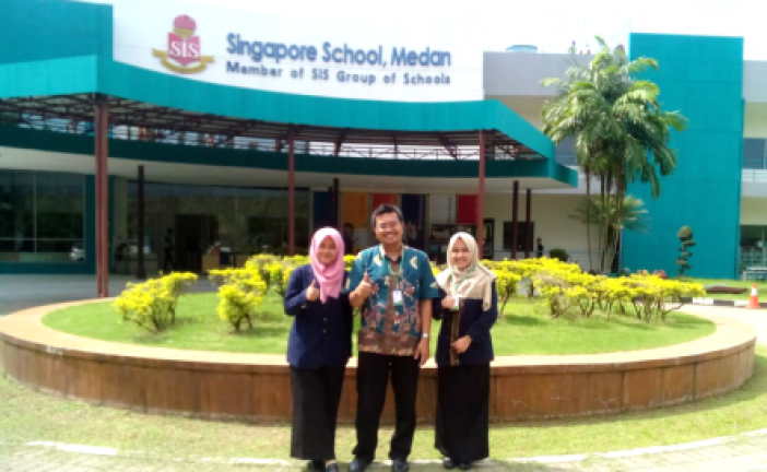 UNESA – Singapore School Medan Internship Program 2018
