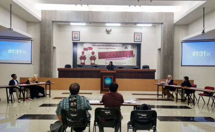 Seleksi KDMI FMIPA 2019