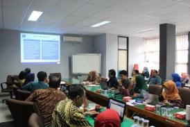 Workshop Penyusunan RBA dan Mekanisme Pengelolaan Keuangan bagi Pejabat Fakultas dan Jurusan Selingkung FMIPA Unesa