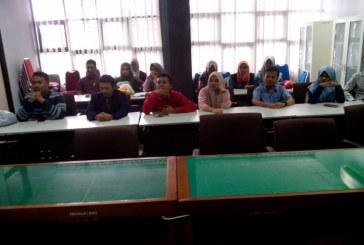 Perwakilan Mahasiswa Terpilih dari Fakultas MIPA Unesa Mengikuti Seleksi ON MIPA – PT 2019 Tahap II (Tingkat Regional) di IIK Bakti Wiyata Kediri