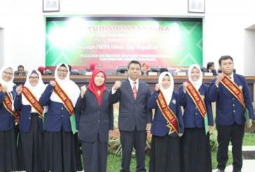 Yudisium 96  Mahasiswa FMIPA