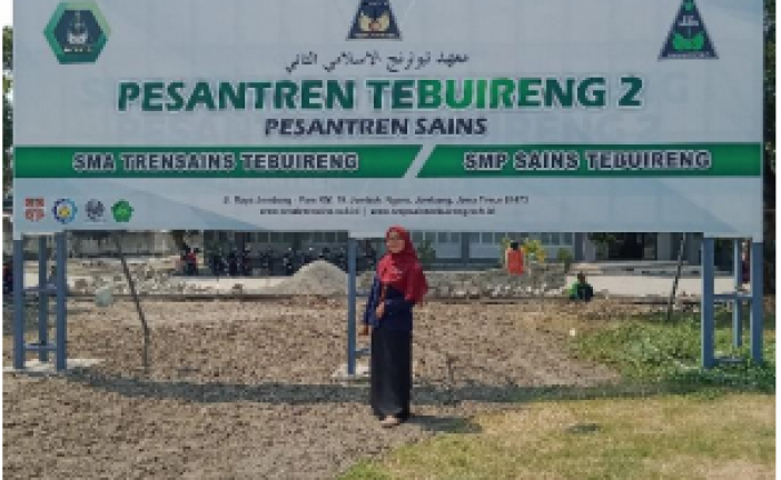 Trensains Senior High School Internship Program 2019