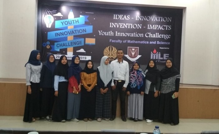 Ideas, Innovation, Invention, Impacts, Youth Innovation Challenge (I4YIC)