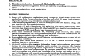 B/15952/UN38.3/TU.00.02/2020                                                                                                                        Surat Edaran Dekan FMIPA Tentang Implementasi Surat Edaran Rektor Unesa